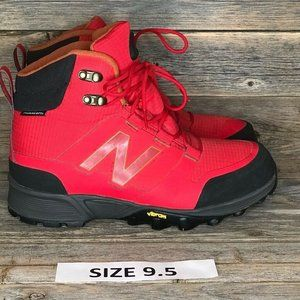 New Balance Primaloft Mens Boots Red Black Lace Up
